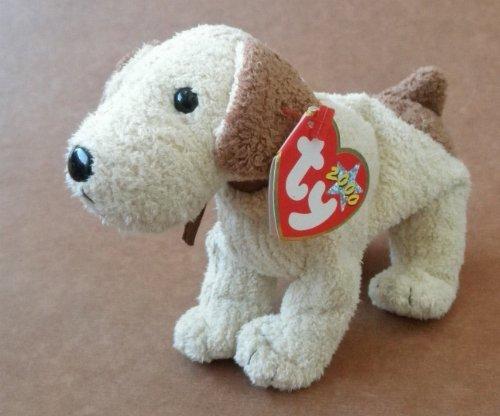 TY Beanie Babies Rufus the Dog Stuffed Animal Plush Toy - 7