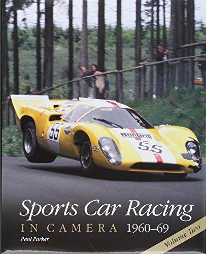 Sports Car Racing in Camera 1960-69: Volume Two