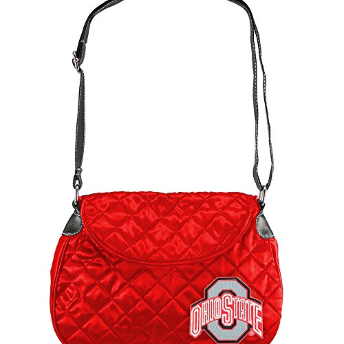 Ohio State Quilted Saddlebag ()