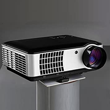 rybyte (TM) nuevo 1280 * 800 Full HD 1080p LED proyector 3d ...