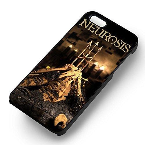 Neurosis Band pour Coque Iphone 6 et Coque Iphone 6s Case (Noir Boîtier en plastique dur) N5B1BZ