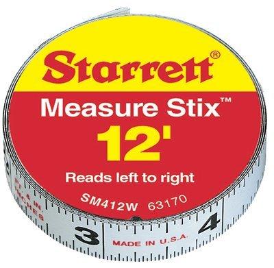 Septls68163172   L S  Starrett Measure Stix Steel Measuring Tapes   63172