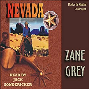 Nevada Audiobook