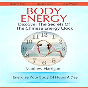 Body Energy Audiobook
