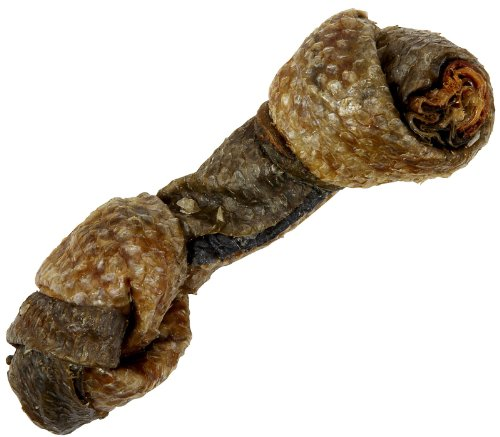 Dog Bakery Polka (Snack 21 Salmon Skin Bone - 18Ct)