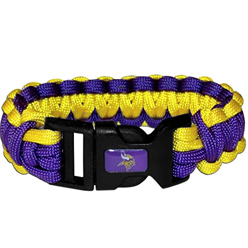 NFL Minnesota Vikings Survivor Bracelet (Trail Viking Line)