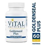 Vital Nutrients Goldenseal Plus Supplement, 60 Count