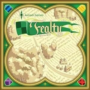 Fealty Boardgame