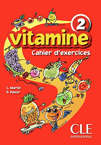 Vitamine Cahier d'Activites + CD Audio + Portfolio 2 (French Edition)
