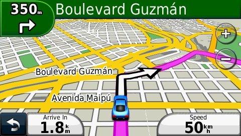 Amazoncom Argentina GPS Map SD Memory Card Garmin Compatible - Argentina map garmin