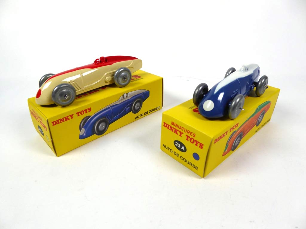 1//43 DINKY TOYS 23C Voiture miniature MB319 Mercedes Benz Racing Car
