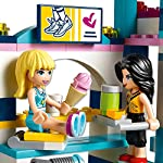LEGO-Friends-LArena-Sportiva-di-Stephanie-Multicolore-41338
