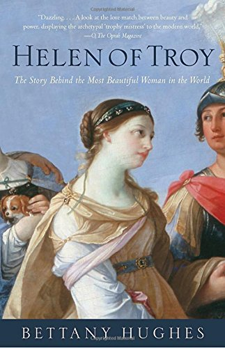 helen of troy book report Troy vs the iliad over the thousands of years that the epic story the iliad has survived, there has no doubt been some form of alteration to homer's.