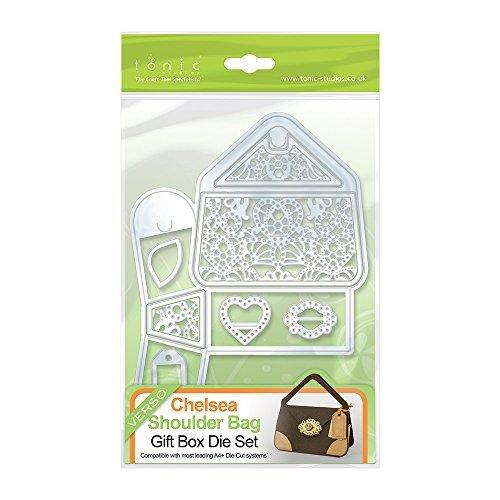 764E Chelsea Shoulder Bag Gift Box Die Set