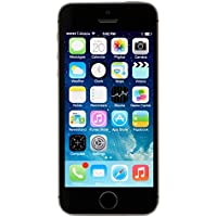 Apple iPhone 5S 16GB GSM Unlocked, Space Gray (Certified...