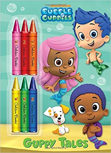 Guppy Tales Bubble Guppies Golden Books 9780307976703 Amazon