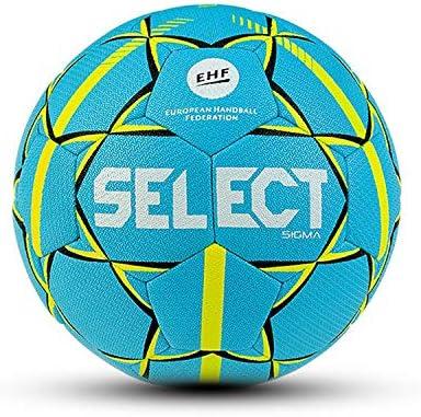 Select Sigma – Balón de Balonmano (0): Amazon.es: Deportes y aire ...