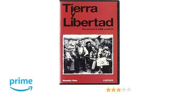Tierra y Libertad [DVD]: Amazon.es: Ian Hart, Rosana Pastor ...