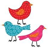 AccuQuilt Go! Fabric Cutting Dies It Fits! Birds by AccuQuilt