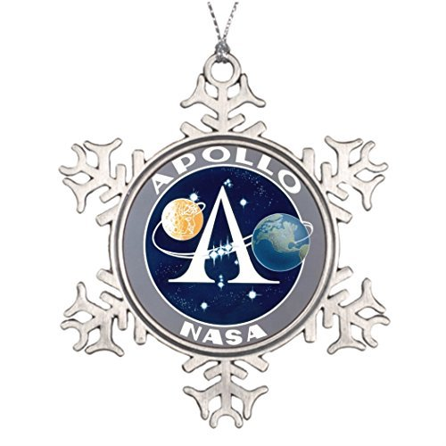 Valerie Tree Decorating Ideas Apollo Program Stained Glass Snowflake Ornaments