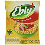 Ebly Pure Durum Wheat (500g) - Pack of 2