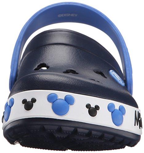 K Mickey Petit Crocband Crocs Clog Kid Iv enfant Navy zPnTqwWtq5