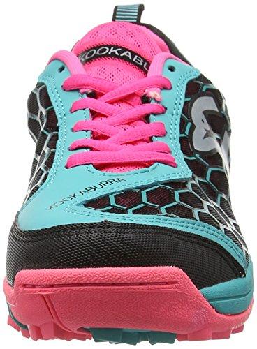 Kookaburra Shoe Footwear Hockey Lake Green Lithium Pink zARqgxOw
