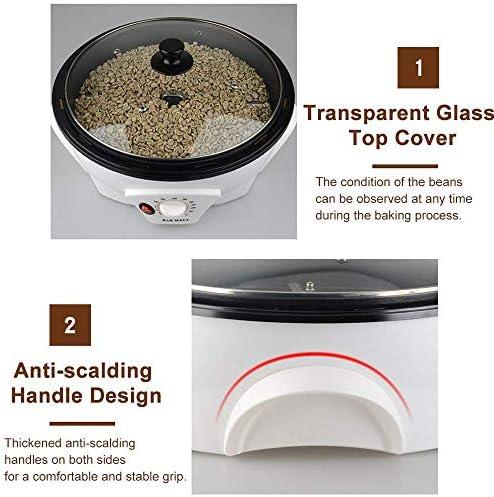 fang zhou Machine électrique de torréfacteur de café pour la Maison