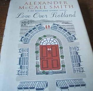 book cover of Love Over Scotland