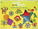 Perler Fun Fusion Fuse Bead Activity Kit with Box of Beads