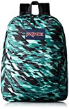 JanSport Unisex SuperBreak Aqua Dash Static Backpack