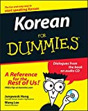 img - for Korean For Dummies book / textbook / text book
