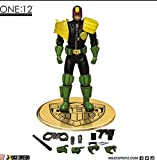 Mezco Toyz One:12 Collective Judge Dredd Action Figure
