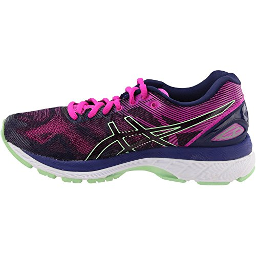 Pictures of ASICS Women's Gel-Nimbus 19 Running Shoe Black One Size 5