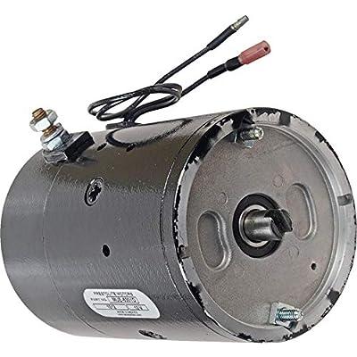 New 12V Pump Motor for Prestolite MONARCH CCW DBB, PLMUE6301D: Automotive