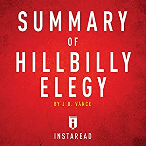 Summary of Hillbilly Elegy by J. D. Vance Audiobook