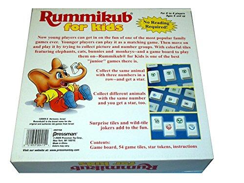 Amazon Rummikub For Kids Toys Games