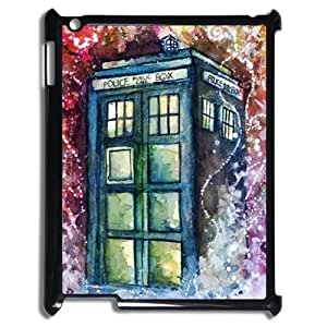 Custom/DIY Design Doctor Who Tardis Theme Case Cover for IPAD 234 by Dream Catcher Online