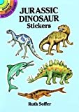Jurassic Dinosaur Stickers (Dover Little Activity Books Stickers)