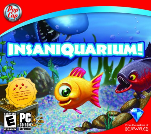 Insaniquarium [Online Game Code]