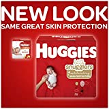 Huggies Little Snugglers Baby Diapers, Size 1, 76