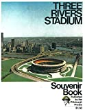 img - for Three Rivers Stadium Souvenir Book book / textbook / text book