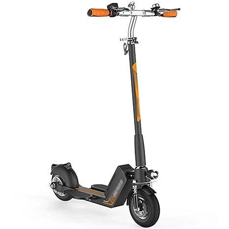 ZXMDP Patinetes eléctricos, 8 E-Scooter, Ligero Plegable ...