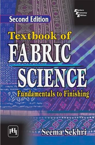 Textbook of Fabric Science: Fundamentals to Finishing