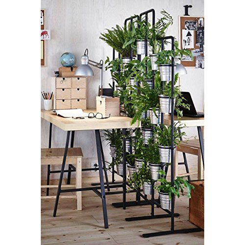 Amazoncom Vertical Metal Plant Stand 13 Tiers Display Plants