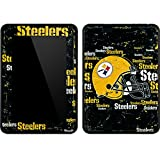 NFL Pittsburgh Steelers Kindle Fire HD 7 Skin - Pittsburgh Steelers - Blast Dark Vinyl Decal Skin For Your Kindle Fire HD 7