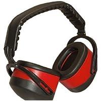 Abafador de Ruídos CG PTF223, Carbografite 012530512, Vermelho