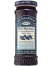 St. Dalfour Wild Blueberry Fruit Spread, 284g
