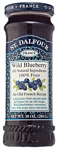 St. Dalfour Wild Blueberry Fruit Spread, 10 (Savings Center)