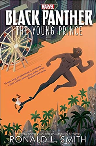 Image result for black panther the young prince